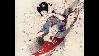 鏑木 清方・美人画