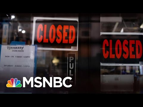 Some Conservatives Slammed For Prioritizing Economy Over Elderly | MSNBC