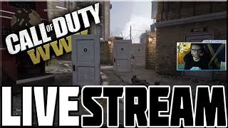 CALL OF DUTY WWII PROP HUNT/NEW RESISTANCE DIVISION & WEAPONS LIVE!