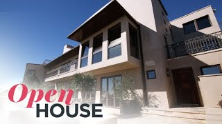 An Impressive Home in Malibu  Open House TV