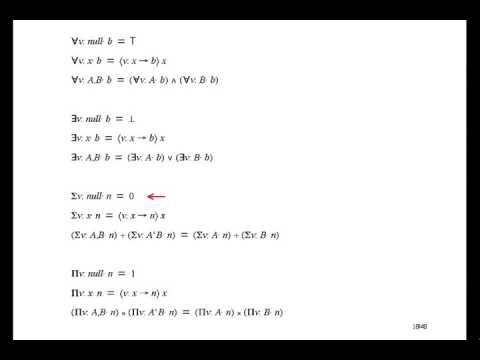 Formal Methods of Software Design - Quantifiers [6/33]