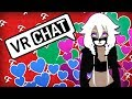 VRChat: Girl Gamer Loves Me, Sonic Roast Battle, Raving Rabbid Garry! (Highlights - Comedy Gaming)