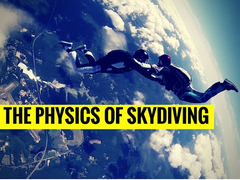 The Physics Of Skydiving (Science Out Loud S2 Ep1)