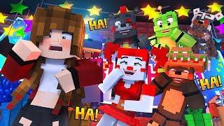 Minecraft FNAF 6 Pizzeria Simulator - BRYAN GENDERSWAP! (Minecraft Roleplay)