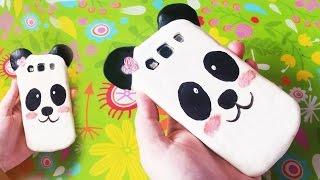 DIY SILICONE PANDA PHONE CASE | DIYNOVEMBER