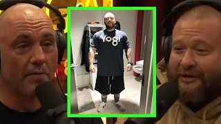 Action Bronson on Losing 130lbs