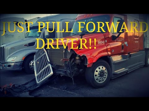 Inconsiderate truckers