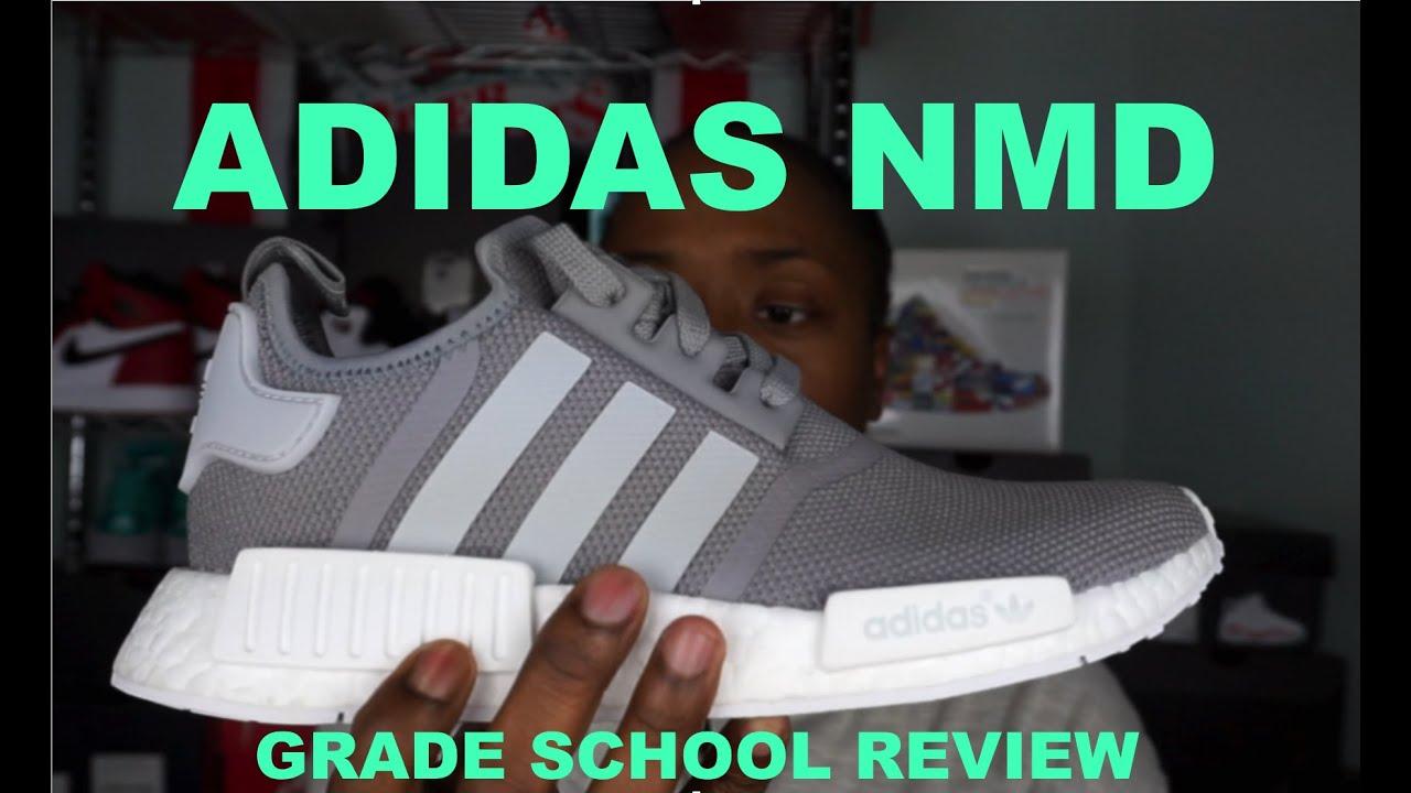adidas nmd grade school