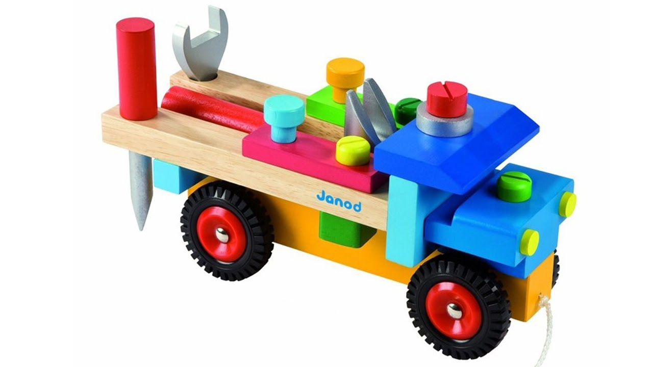Building Toys For 3 Year Olds : Construction toys for year old boys educational