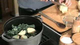 Video Recipe: Portuguese Kale & Potato Soup