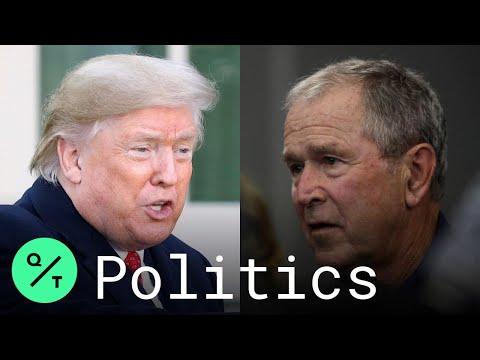 Coronavirus Updates: Trump Attacks George W. Bush's Unity Video; City in Oklahoma Ends Mask Rule