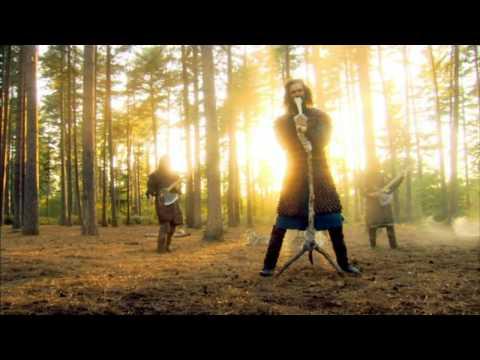 "Horrible Histories: Vicious Vikings:  ""Literally"" Viking Song , navigate by following a raven."