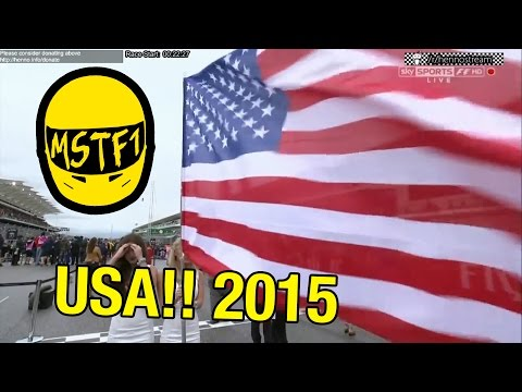 2015 United States Grand Prix – Mystery Science Theater F1