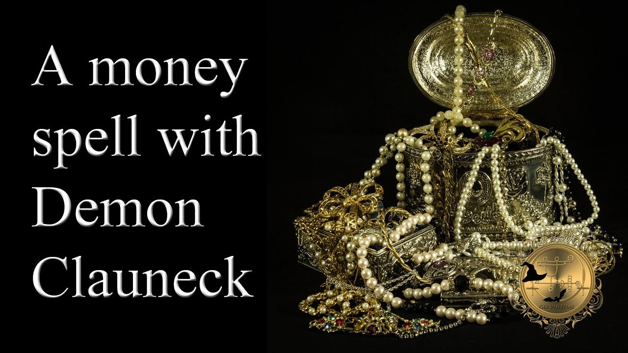 Reverse bad money luck with the help of Clauneck  See more money spells  below!