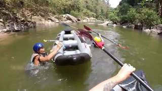 Mae Taeng River Rafting - 04.12.18 - Chiang Mai, Thailand - Casey's Perspective