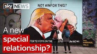 Trump Wins : The start of a new special relationship?