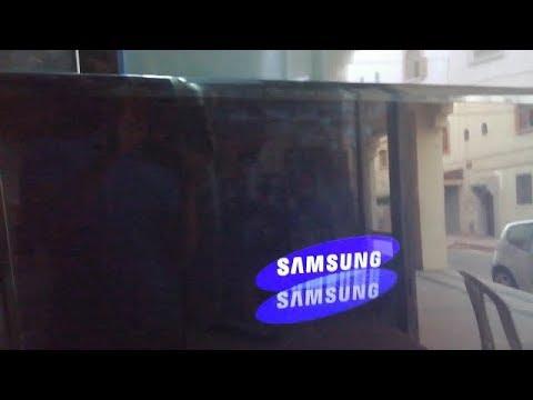 TV SAMSUNG UE40D5003BW PROBLEM DOUBLE IMAGE