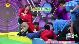 《快乐大本营》看点:邓超孙俪现场惨烈肉搏 Happy Camp 12/19 Recap: Deng Chao and Sun Li Fight Against Each Other【湖南卫视官方版】