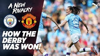 WEIR WONDER STRIKE! | HOW THE DERBY WAS WON | CITY 1-0 UNITED