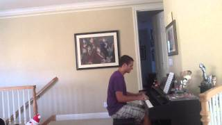 Brown Eyed Girl-Van Morrison Piano Cover