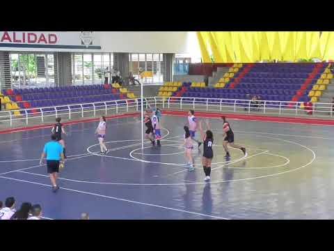 G13: SUR - CRC (IKF PAKC 2018) Korfball