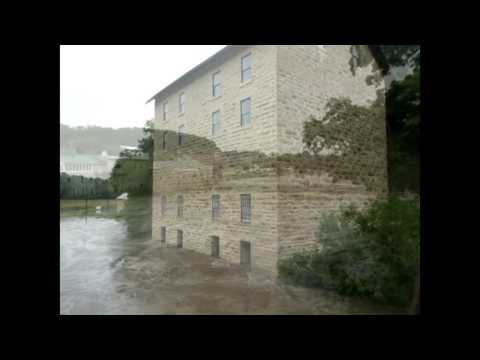 Turkey River Flooding Motor Mill and Elkader