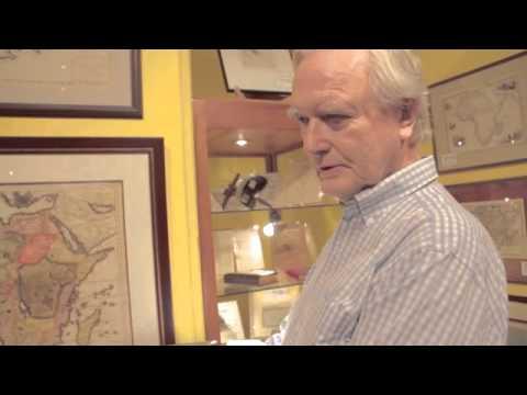 Michael Prior of Collectabes Books and Tutamen - S.A.A.D.A. 47th Annual Antiques Fair