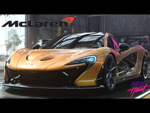 Need For Speed Heat - McLaren P1 - Customization, Review, Top Speed