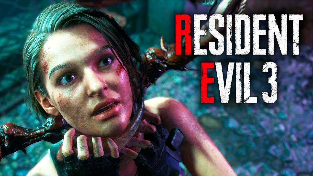 МЕРЗКИЙ ЛАБИРИНТ ► Resident Evil 3 Remake #2 на youtube