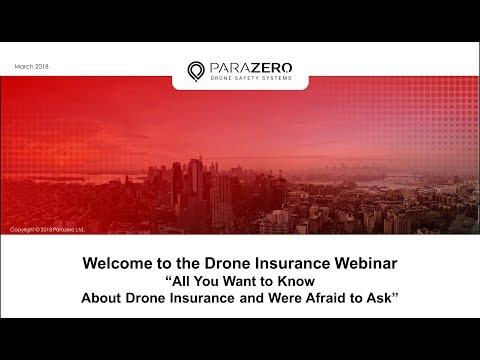Drone Insurance Webinar
