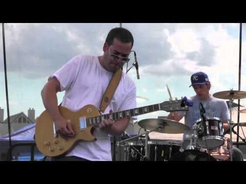 "ALBERT CASTIGLIA ""Let The Big Dog Eat"" - Riverfront Blues Festival 2015"
