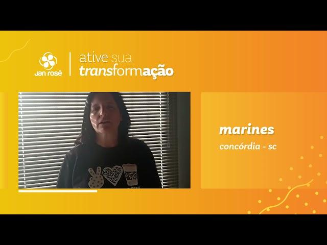 Ative sua Transformação - Marines