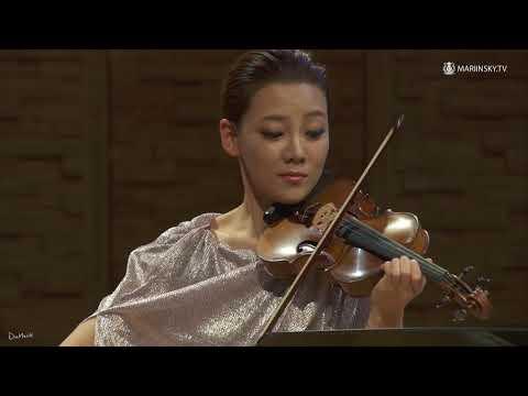 Clara-Jumi Kang: Brahms, Hungarian Dance No. 1 (Encore 1/3)