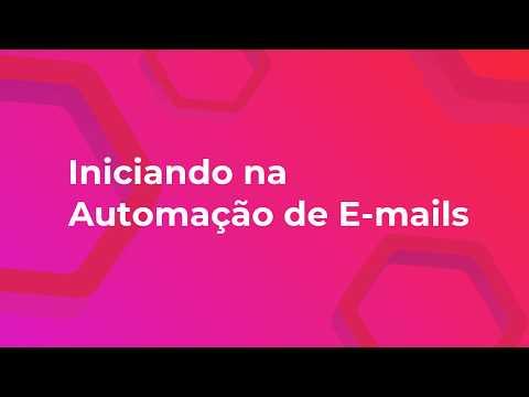 02 - Iniciando na Automação de e mails