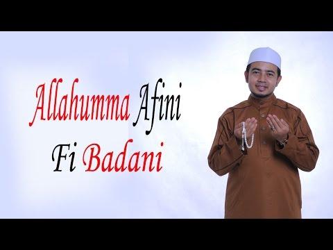 Nabil Ahmad - Allahumma Afini Fi Badani