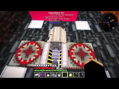 "Minecraft ""TECHNICZNO-MAGICZNIE"" SEZON 6 #58 - Liquid Nitrogen"