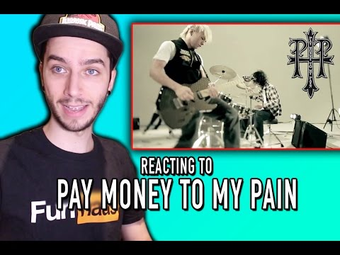 REACTING TO PAY MONEY TO MY PAIN!