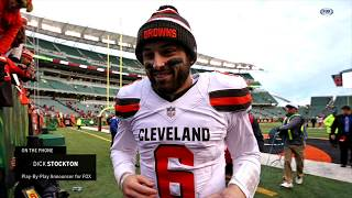 Baker Mayfield 'has the magic' NFL on FOX's Dick Stockton on Red Zone