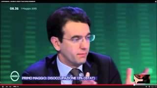 Clamorose dichiarazioni del deputato D'Attorre (ex PD) su deflazione salariale e Fiscal Compact