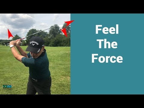 The Golf Clubs Effect On The Golfer: Why Your Arms And Hands Can't Be Passive!