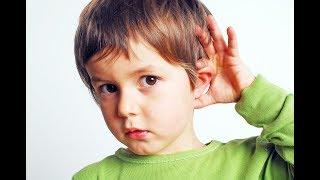 «Психологические особенности детей с нарушениями слуха»