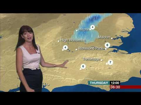 Elizabeth Rizzini London Weather 2016 08 25
