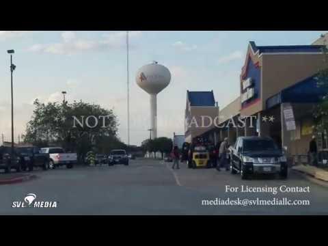 Victoria, Texas Lowes And  Walmart Hurricane Harvey Prep 8-23-2017