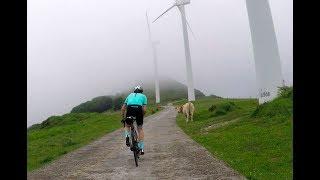 Pericopuerto Balcón de Vizcaya (Monte Oiz) Et.17 La Vuelta 2018