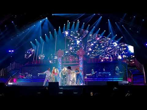 Cher - Waterloo - Live in Brisbane 2018