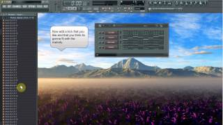 How To Make Kat Krazy Ft. elkka-Siren in Fl Studio 11 Tutorial (FLP DOWNLOAD)