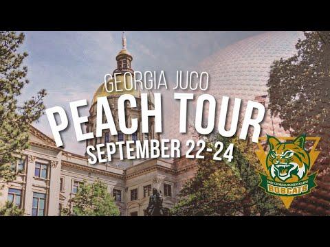 Georgia JUCO Peach Tour (East Georgia State College Bobcats)
