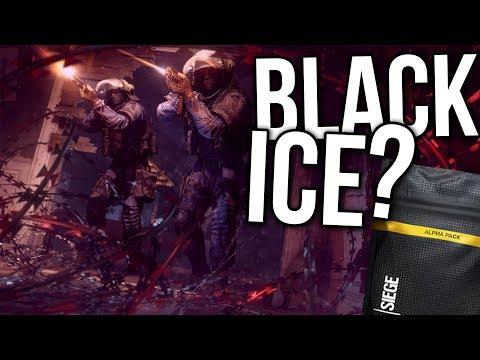 Black Ice? - WOSP