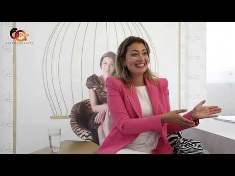 Designerin Ceylan Ateş im Gespräch mit Nejdet Niflioğlu