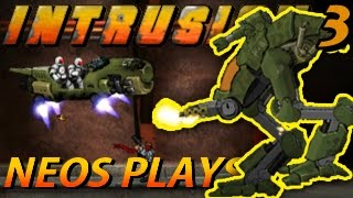 The Best Mech Suit Ever! Intrusion #3 | Neos Plays